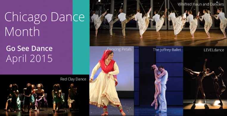 Chicago Dance Month 2015