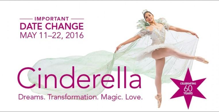 Joffrey Ballet Cinderella
