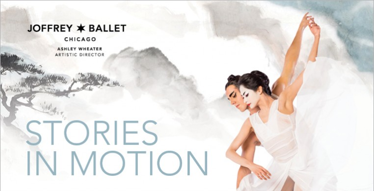 The Joffrey Ballet: Stories in Motion