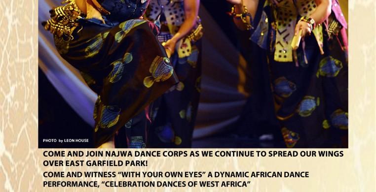 Celebration Dances Of West Africa See Chicago Dance