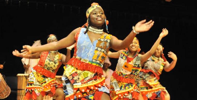 Photo courtesy of Najwa Dance Corps