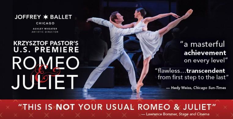 The Joffrey Ballet's Romeo & Juliet