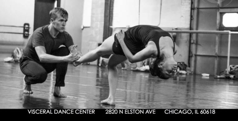 Photo courtesy of Visceral Dance Chicago