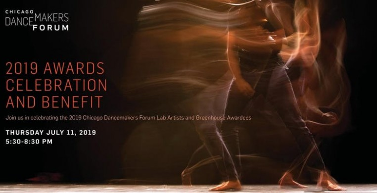 Chicago Dancemakers Forum 2019 Awards Celebration and Benefit