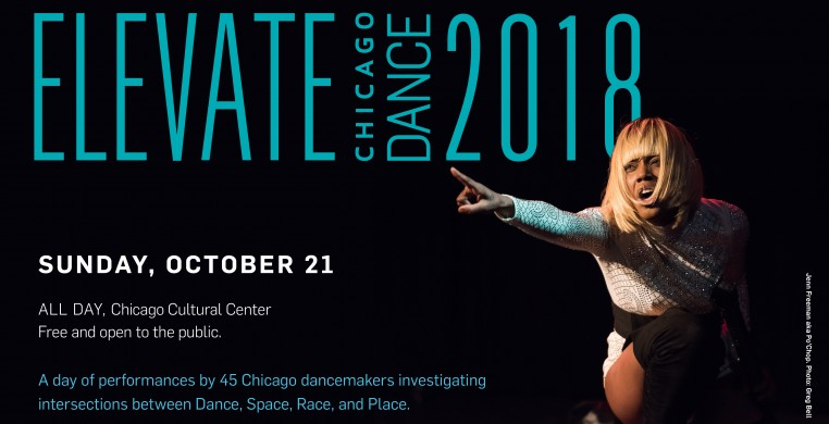 Elevate Chicago Dance 2018