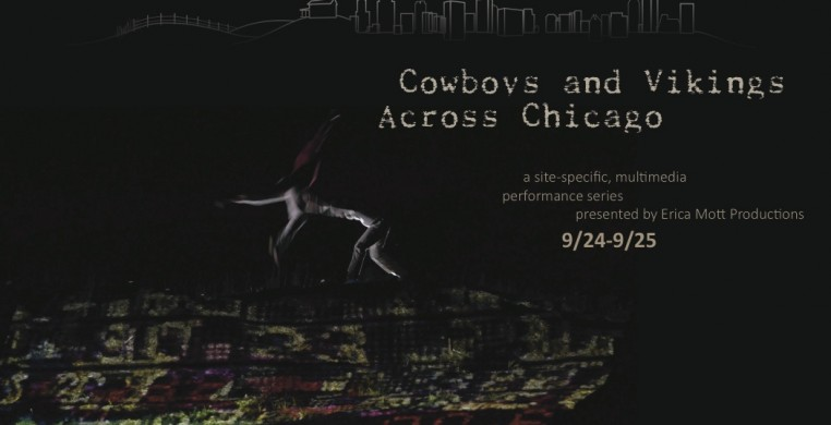 Cowboys and Vikings Across Chicago at the Steelworkers Park