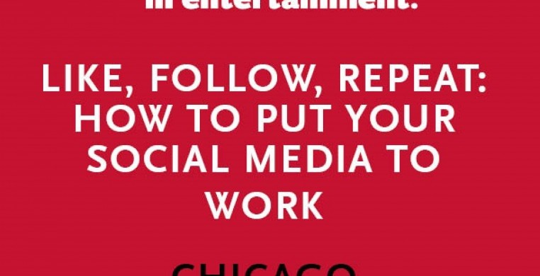 Like, Follow, Repeat: How to Put Your Social Media to Work