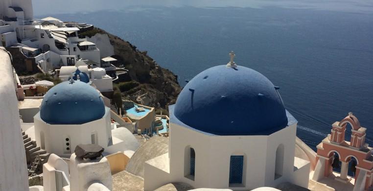 Greece by Danielle Gilmore
