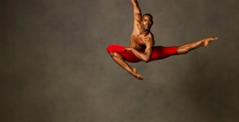 Alvin Ailey photo by Andrew Eccles.