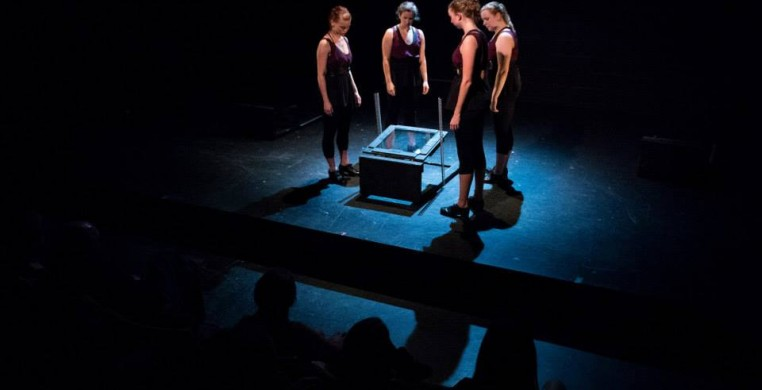 Join the all female tap dance company, jorsTAP chicago this April at the Fulton Street Collective
