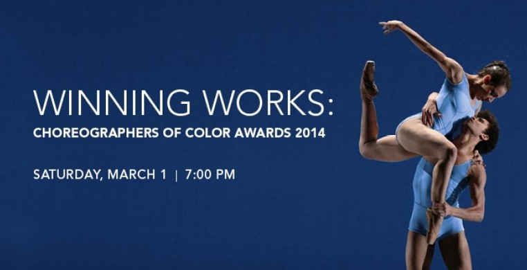 Choreographers of Color Awards 2014