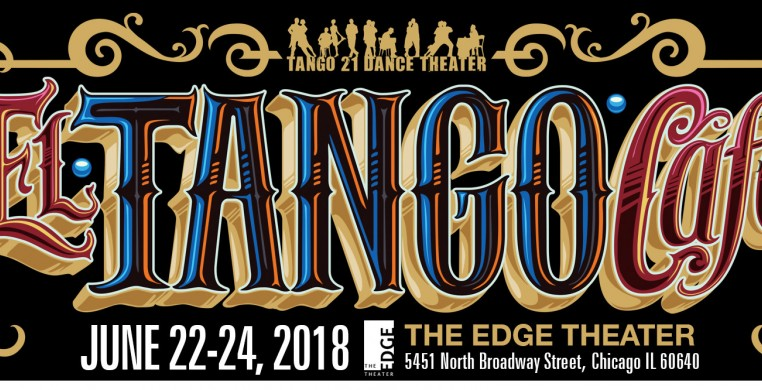 El Tango Cafe at The Edge Theater