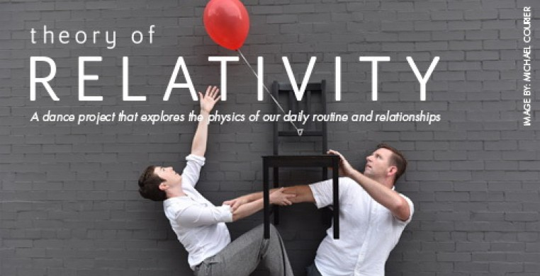 Theory of Relativity at the McKaw Theater