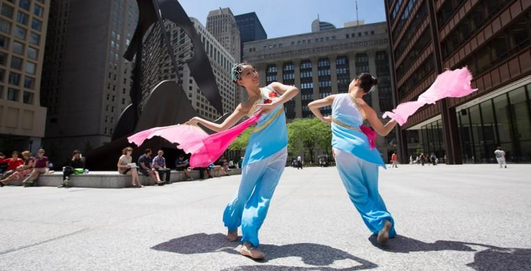 Yin He Dance