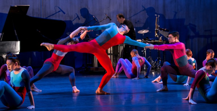 Photo courtesy of the Dance Center and Spectrum Dance Theater