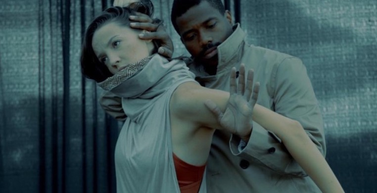"As part of this year's Pivot Arts Festival, the In/Motion International Dance Film Festival will screen ""Perfect Imposition,"" shown above, a dance film directed by Daniel Williams and Katie Carey"