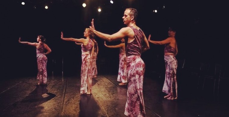 RE|dance group, photo by Matthew Gregory Hollis