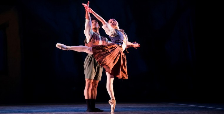 Ballet Chicago, photo by Ron McKinney Photography