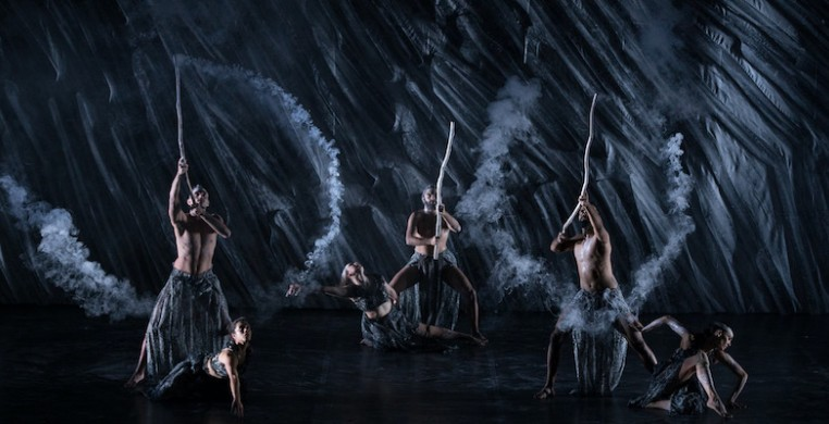 Australia's Bangarra Dance Theatre gives its Chicago debut at the Harris Theater Nov. 22 and 23. Photo by Jhuny-Boy Borja