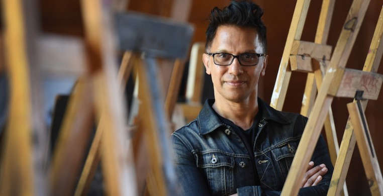 Jay Pather is the 2021 JOMBA! legacy artist. A retrospective of his body of work was presented on the opening night of the JOMBA! Contemporary Dance Experience. Photo by Val Adamson.