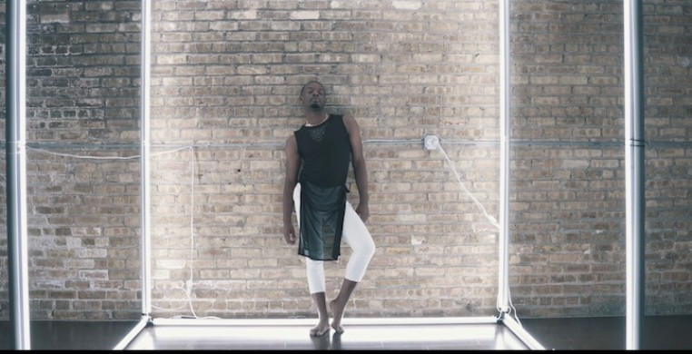 "Dancer Imani Williams in a still from ""Finding Henry,"" by Joe Musiel"