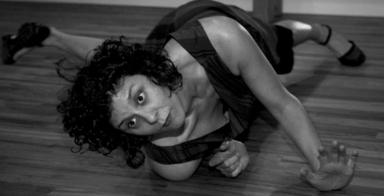 Julia Mayer (above) culminates her decades-long presence in Chicago's dance community as a performer and arts administrator in her newest role as SCD executive director. Photo courtesy of Kier Briscoe Photography.