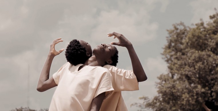 """A still from """"Kaduna,"""" featuring The Ebinum Brothers. """"Kaduna"""" opens the Films.Dance series on Jan 25. Photo courtesy of the Harris Theater."""