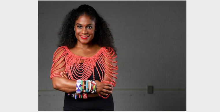Princess Mhoon, pictured, will be the new strategic program manager for the Chicago Black Dance Legacy Project.  Photo: Patrick Orr.