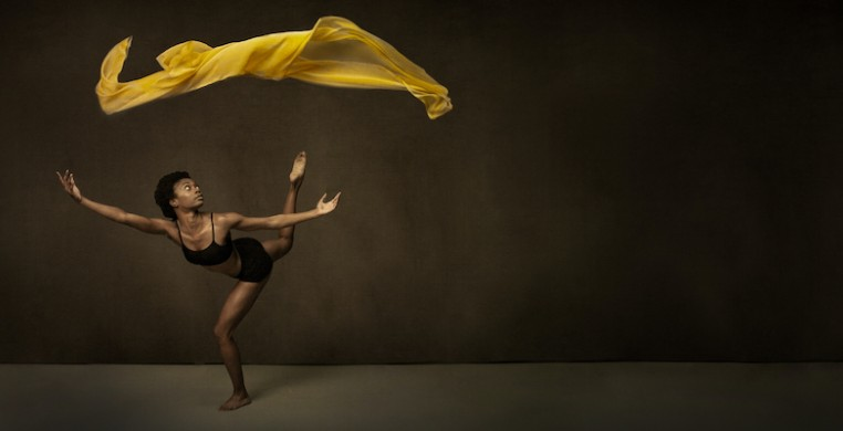 South Chicago Dance Theatre dancer Kim Davis, pictured, will perform as part of the South Chicago Dance Festival. Photo credit Thomas Mohr Photography.