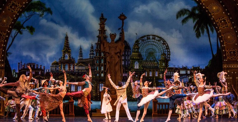 "The Joffrey Ballet's ""Nutcracker"" (photo: Cheryl Mann)"