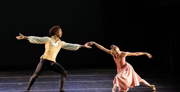 """Ballet 5:8 in """"Scarlet"""""""