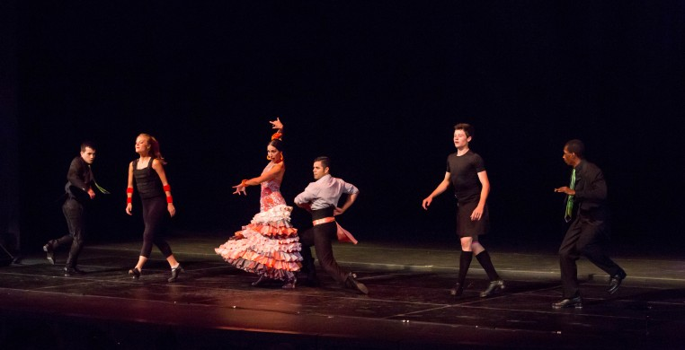 """Dance For Life: """"In The Meantime"""" (photo cr.: Cheryl Mann)"""