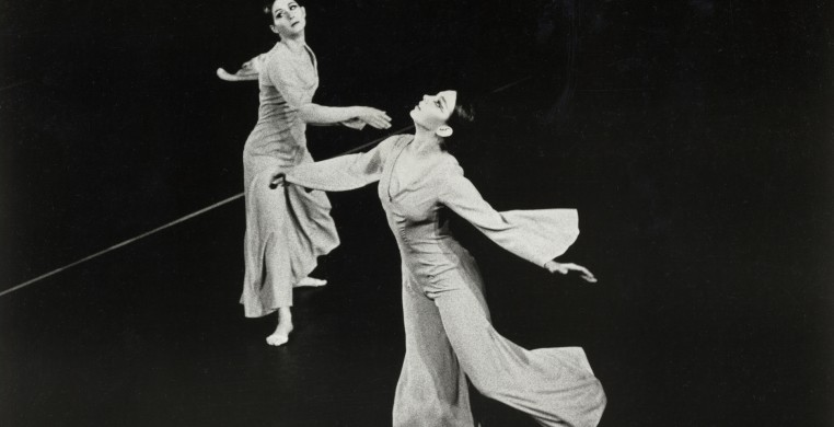 "Twyla Tharp and Graciella Figueroa in ""AfterSuite"""