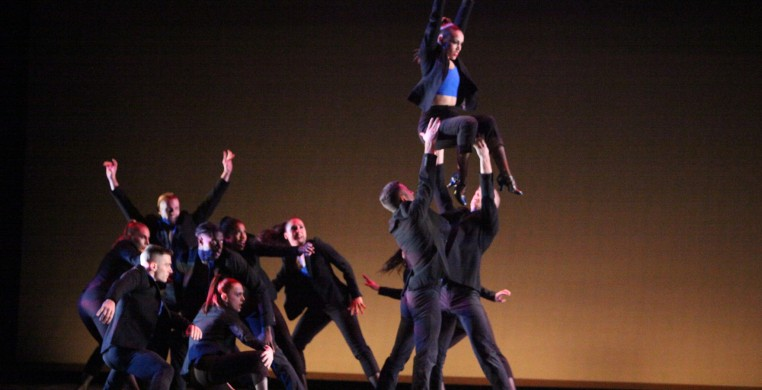 """Giordano Dance Chicago in the World Premiere of Ray Leeper's """"Soul"""" (Photo by Gorman Cook Photography)"""