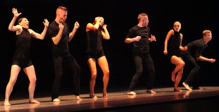 "Giordano Dance Chicago in ""Sneaky Pete"""