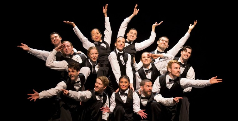 """Hubbard Street Dance Chicago in Lou Conte's """"The 40's"""""""