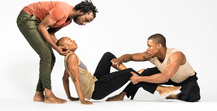 "Deeply Rooted Dance Theater in ""Indumba"""