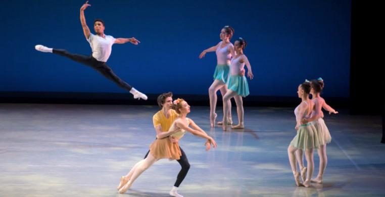 """Ballet Chicago in """"Les Secrets de Printemps"""""""