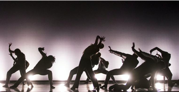 """Hubbard Street Dance in """"Grace Engine"""""""