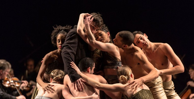 "Visceral Dance Chicago In ""The Dream"""