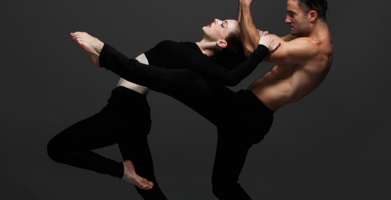 Giordano Dance Chicago's Zachary Heller and Natasha Overturff Deny (Gorman Cook Photography)