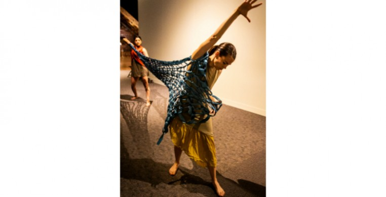 Moving Dialogs: Culture in Motion featuring Synapse Arts and the Indo-American Heritage Museum