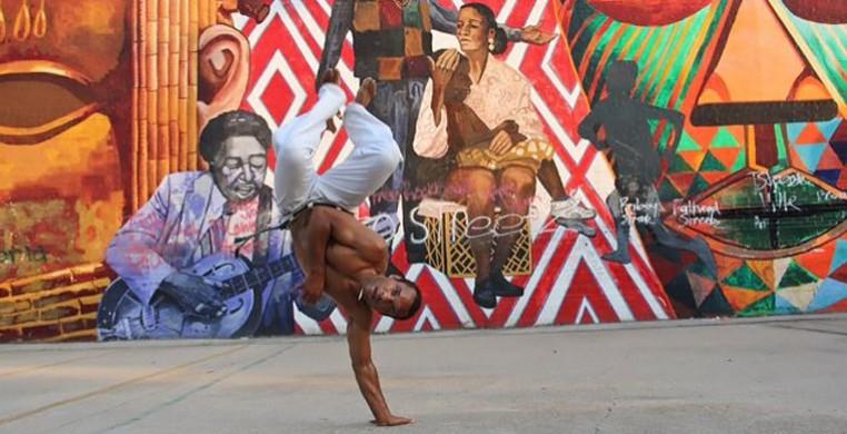 Afro Latin Summer Sampler See Chicago Dance