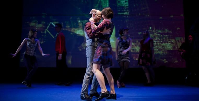 "Chicago Tap Theatre's ""Love Taps"""