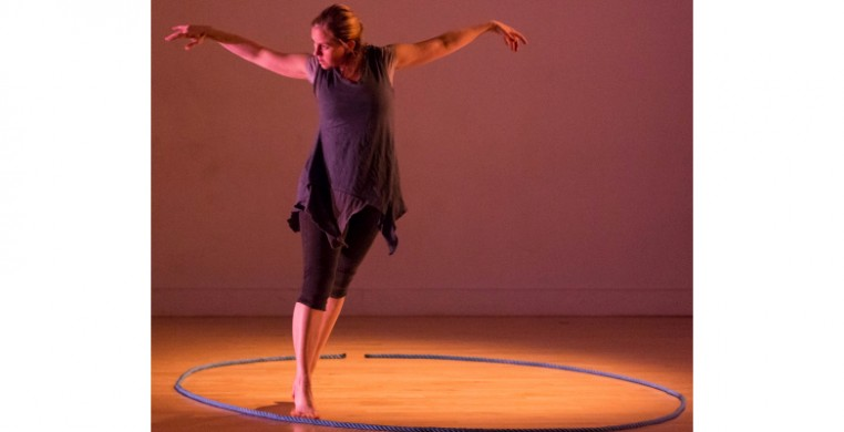 "Margi Cole and The Dance COLEctive Launch ""REboot."" Photo by William Frederking"