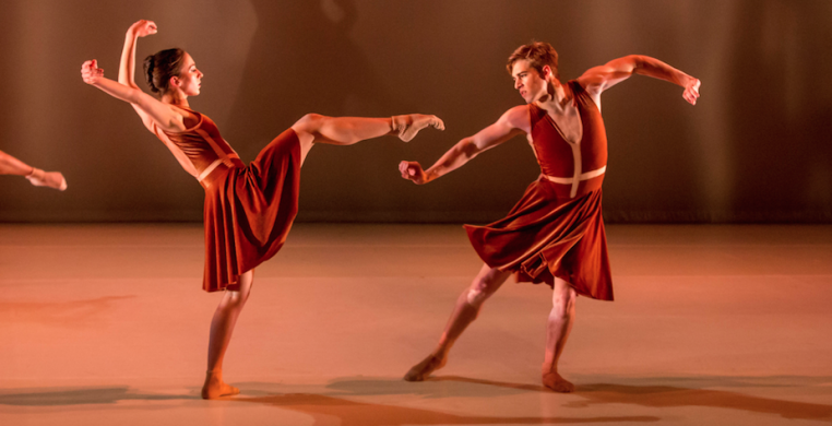 "Joffrey's Winning Works, ""Our North"" - Photo by Cheryl Mann"