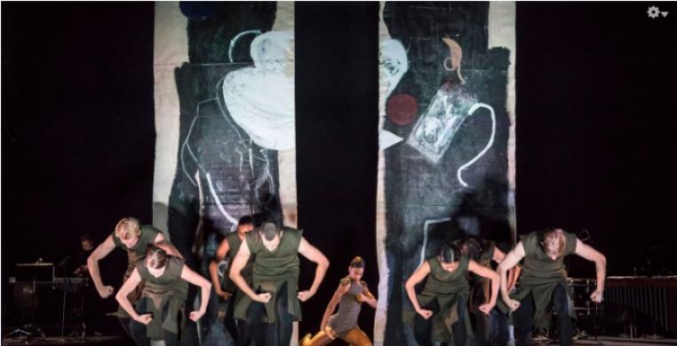 "Hubbard Street Dance Chicago in Emma Portner's ""For All Its Fury "" (photos: Todd Rosenberg)"
