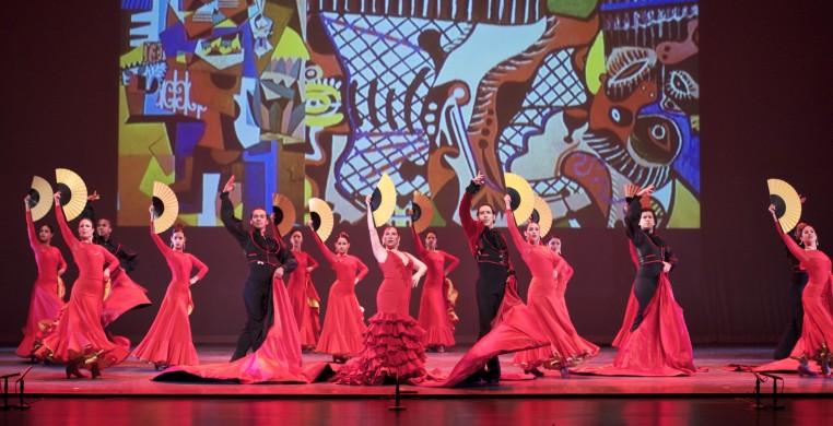 Neo-Classical Flamenco Ballet - Bolero
