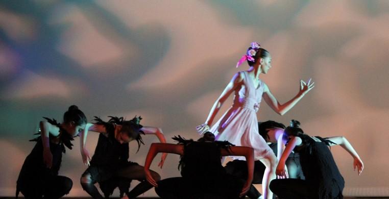 Principle Dance presents The Five Sisters, June 2014