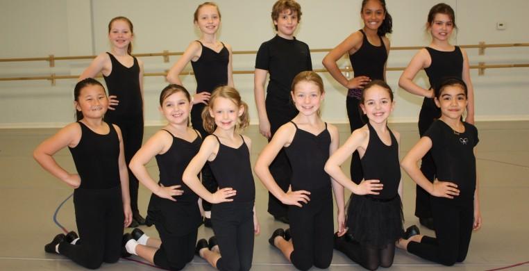 Jazz 2 at Principle Dance